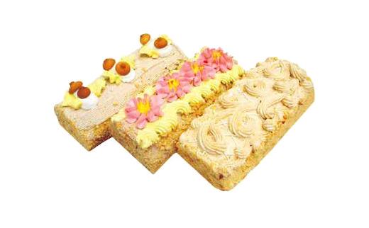 Торты, рулеты, пирожные, кекс